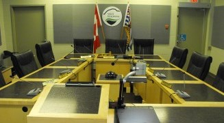 West Kelowna Council Chambers