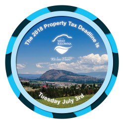 Property Tax due date logo
