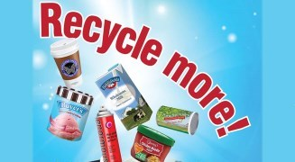 Recycle more with pictures of recyclable items