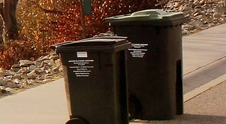 Bins at the Curb - RDCO Image
