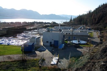 Westside Waste Water Treatment Plant - RDCO Image