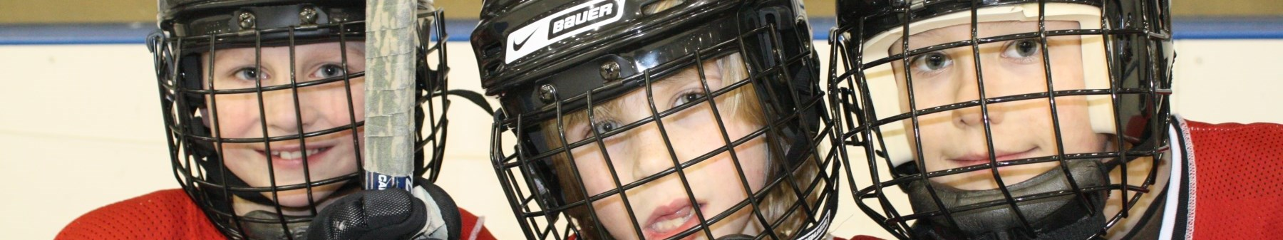 Minor Hockey Players - CWK Image