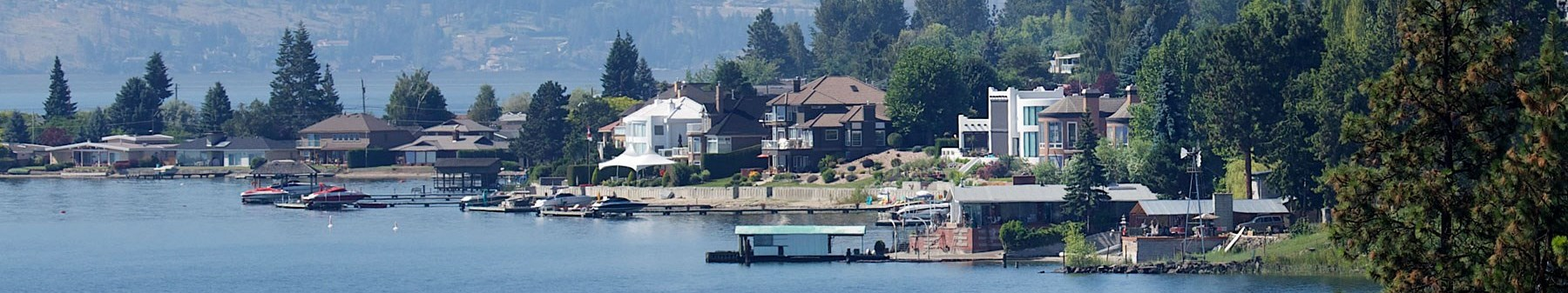 Waterfront West Kelowna